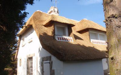 Prix d'un toit de chaume