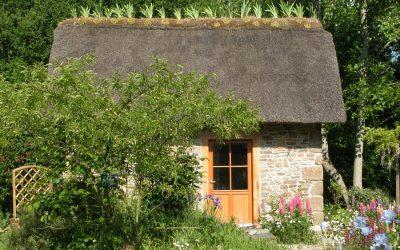 Les faîtages pour toitures chaume